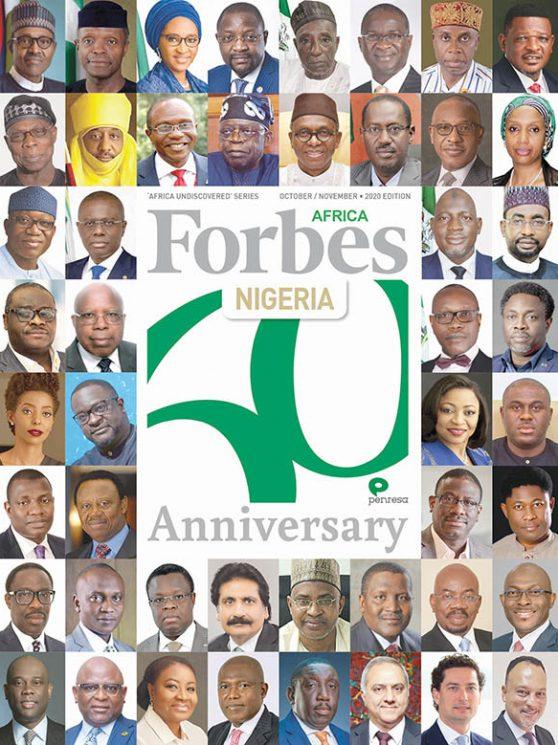 COVER NIGERIA 60TH ANNIVERSARY